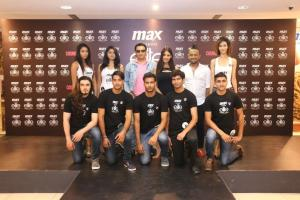 Selected Contestants with Jury